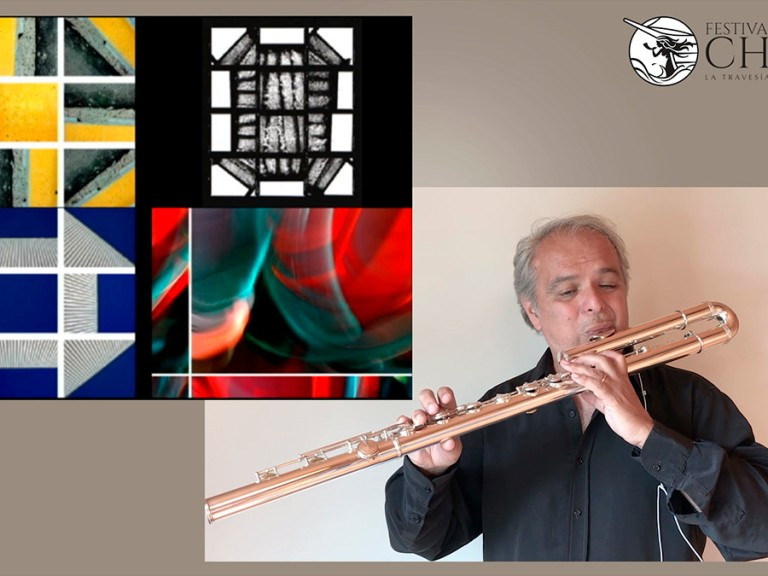 ORQUESTA PUCV - Alejandro Lavanderos, Flauta