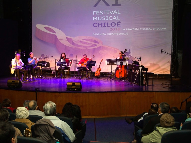NES Chiloé