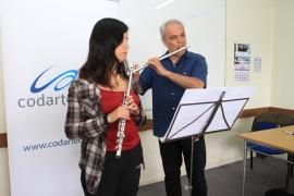 VIII Academia Flauta